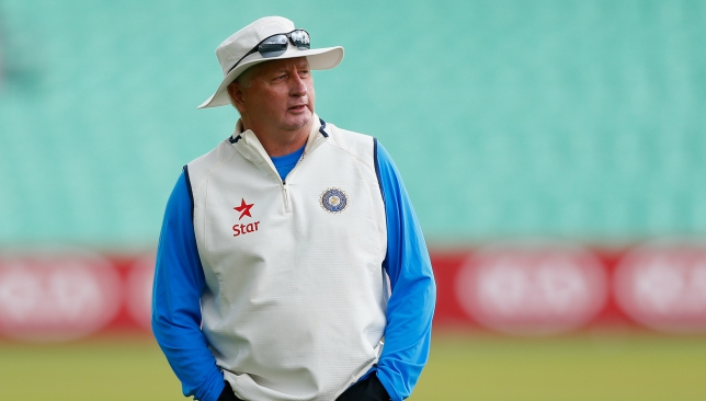 Former England and India coach: Duncan Fletcher.