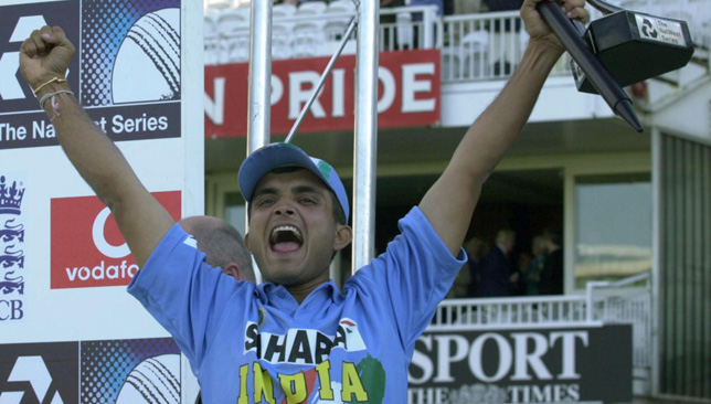 Victory is sweet: Sourav Ganguly
