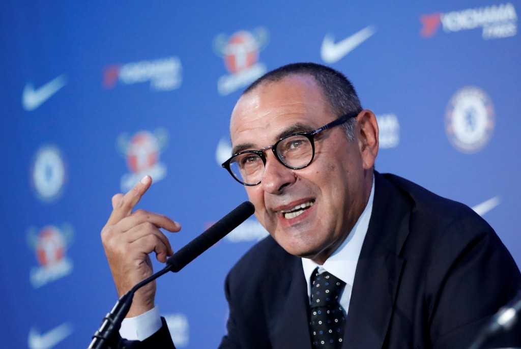 Chelsea duo set for talks with Sarri