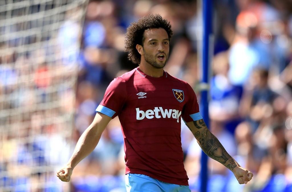 West Ham have made a flurry of summer signings, including Felipe Anderson.