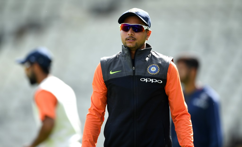 Kuldeep Yadav could give India the edge in the spin department.