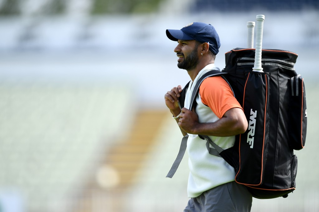 India must choose between Shikhar Dhawan and KL Rahul to open.
