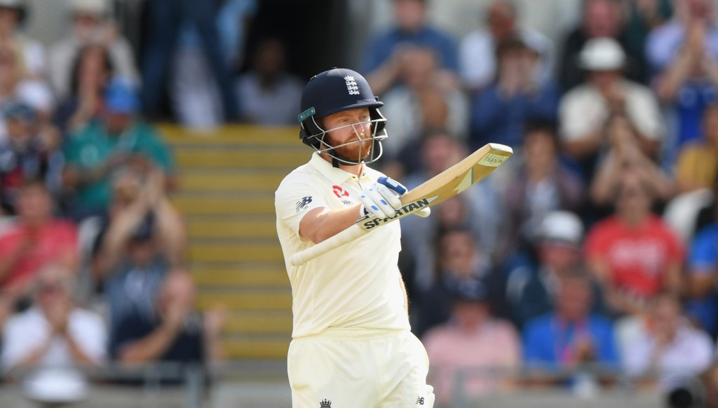 Bairstow blazed his way to a 72-ball half-century.