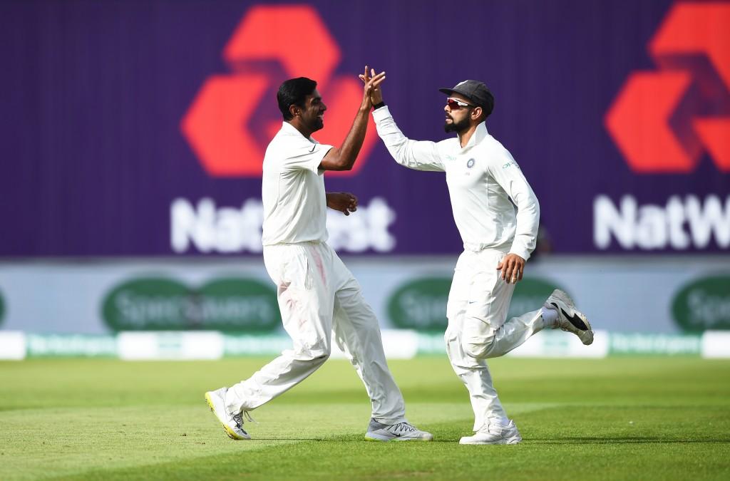 England completely collapsed once Kohli sent Root back.