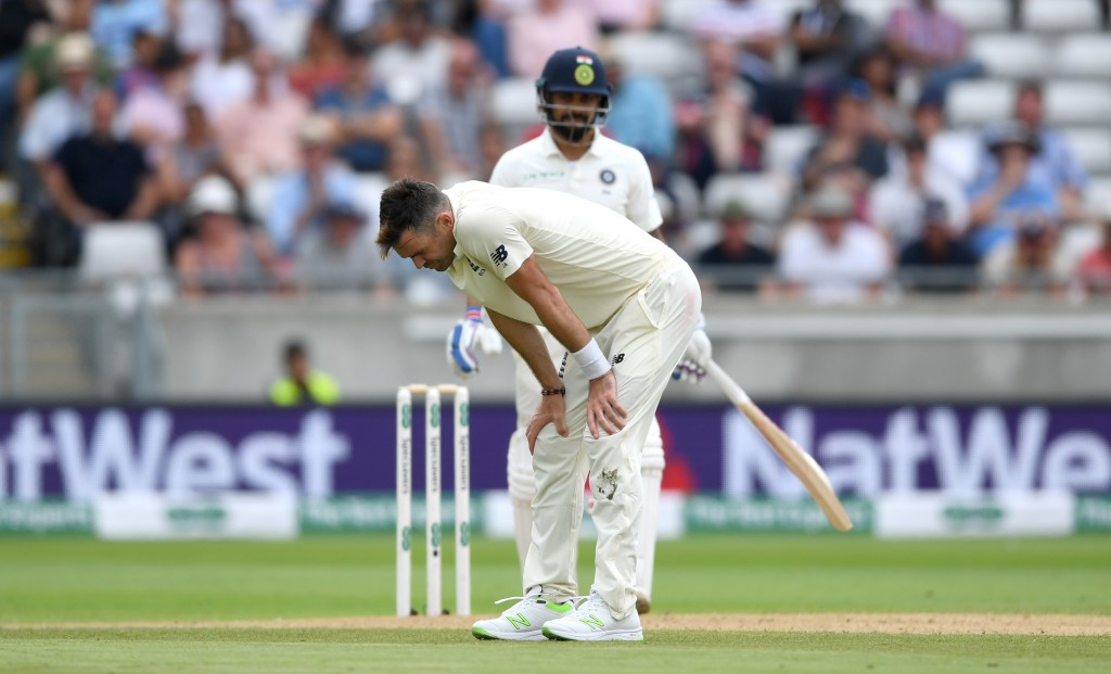 Kohli's battle with Anderson lived up to expectations.