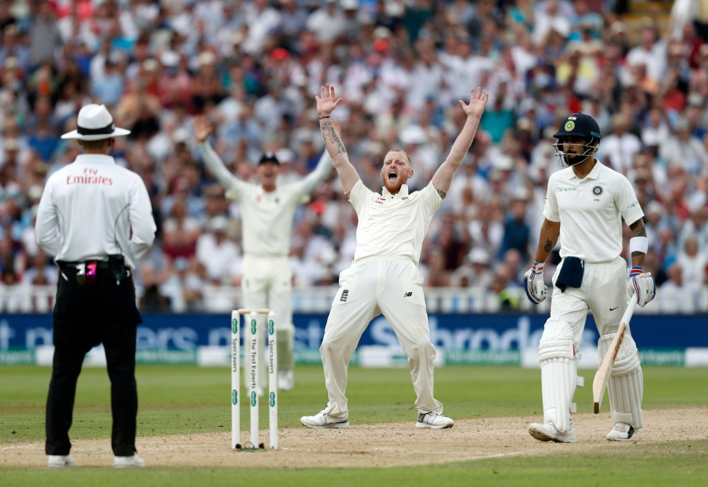 Ben Stokes' absence will be greatly felt by England.
