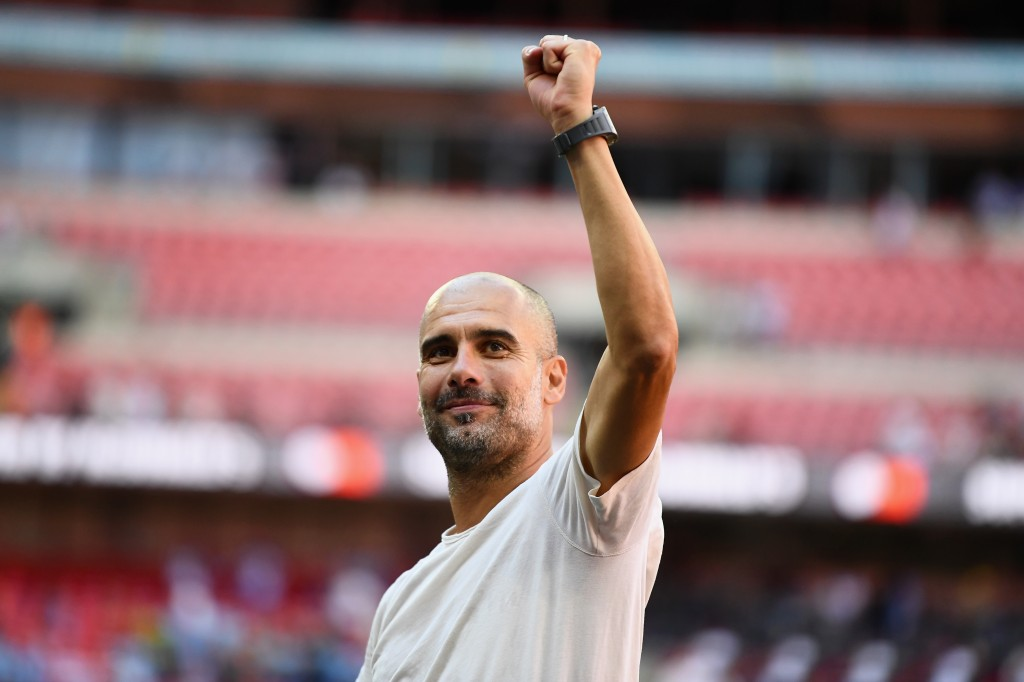 Guardiola also denied being offered the Argentina job.