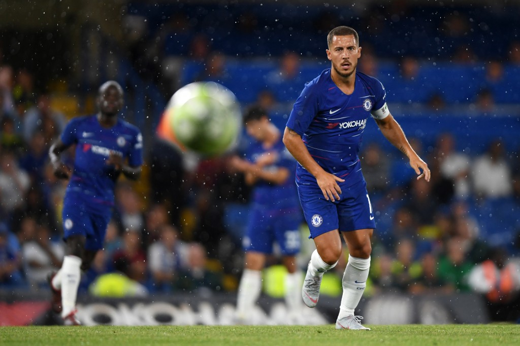 Chelsea remain reluctant to let Hazard go.