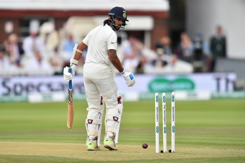 Vijay bagged a pair in the Lord's Test.