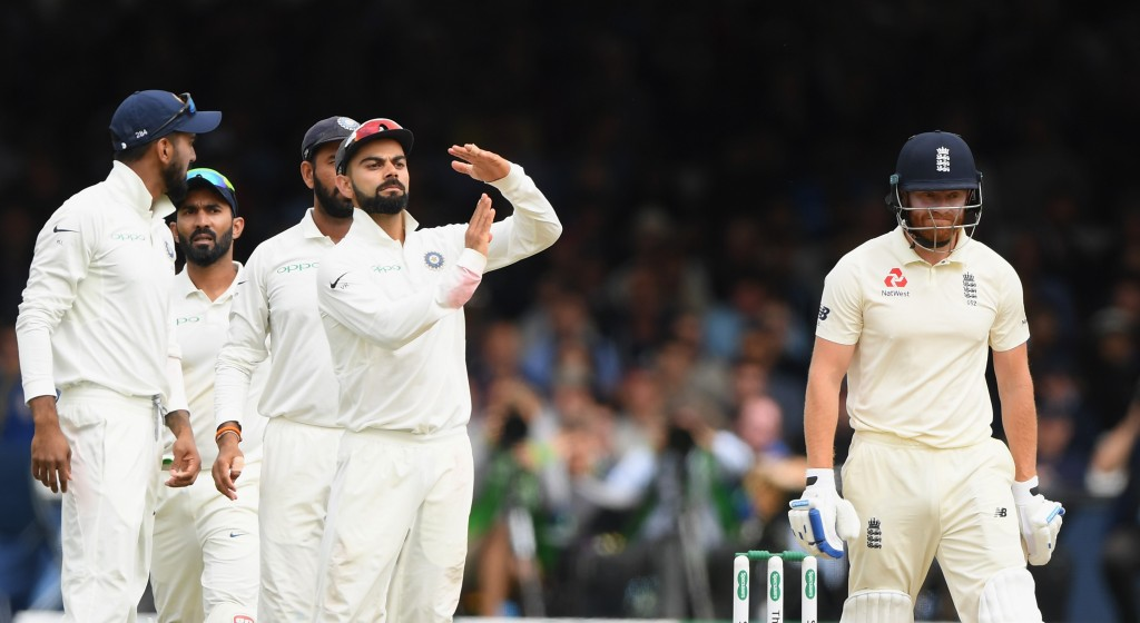 India opted to play just one warm-up game ahead of the Tests.