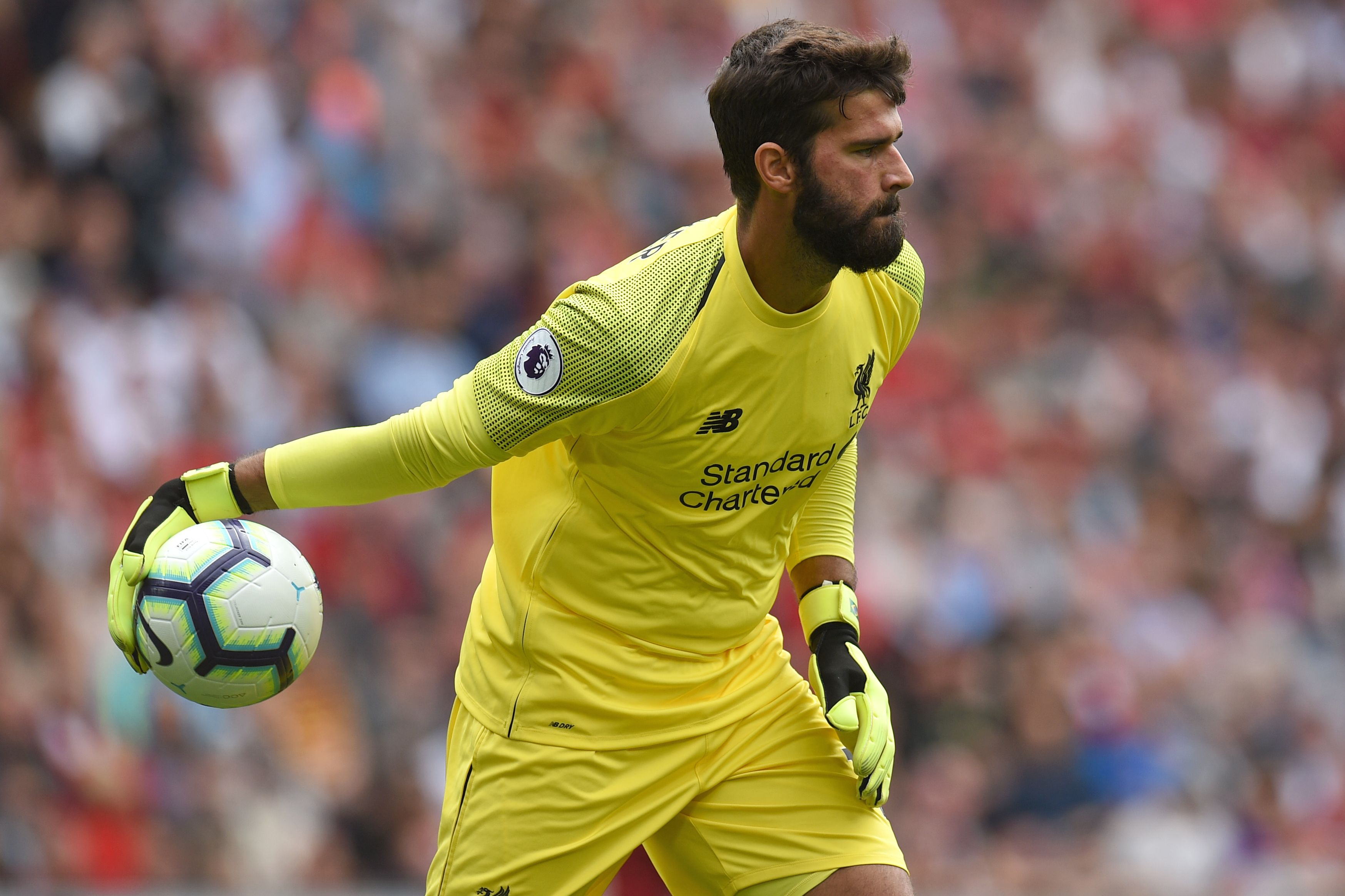 Klopp salutes Alisson as Karius faces Liverpool exit