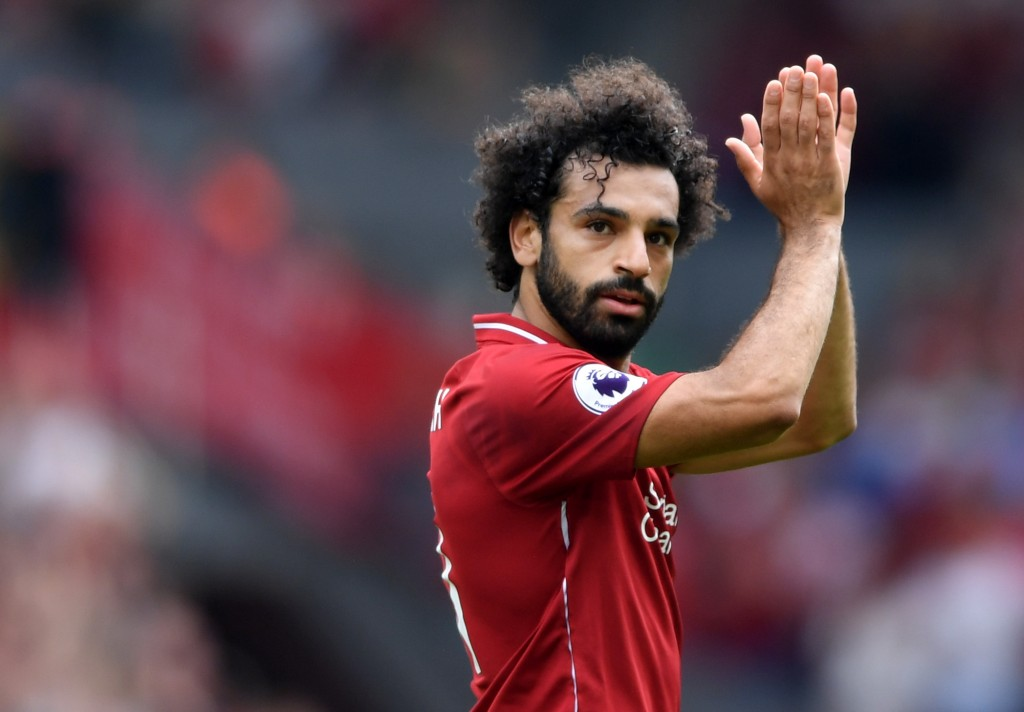 Salah has picked up where he left off last season.