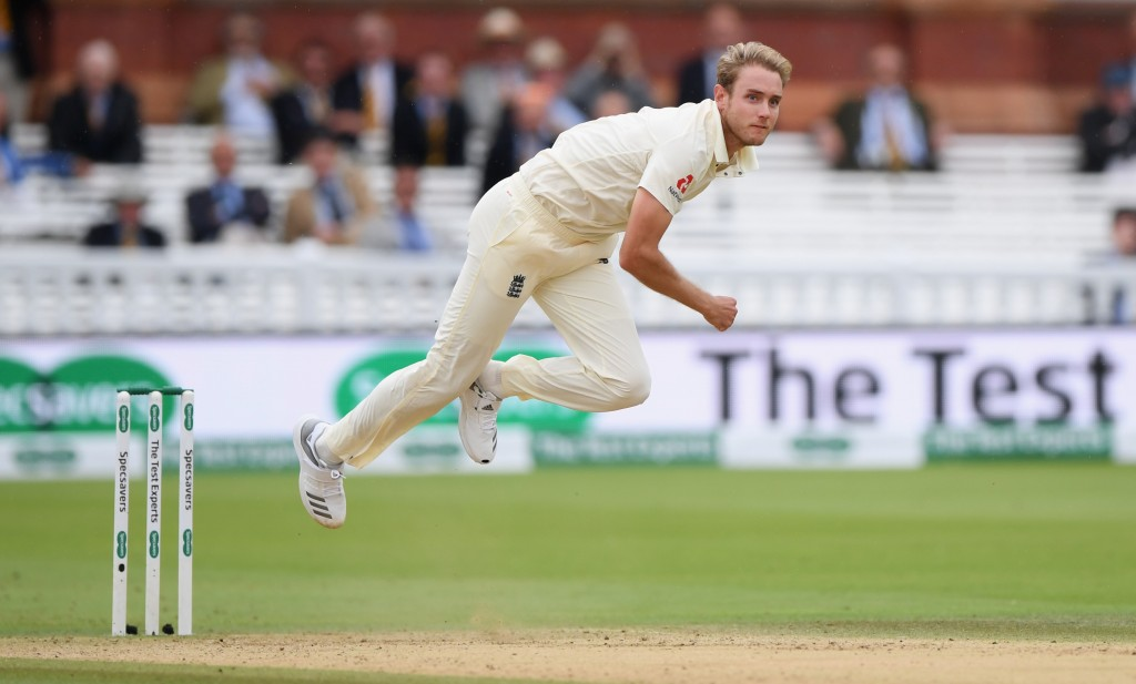 Broad on the verge of joining the greats.