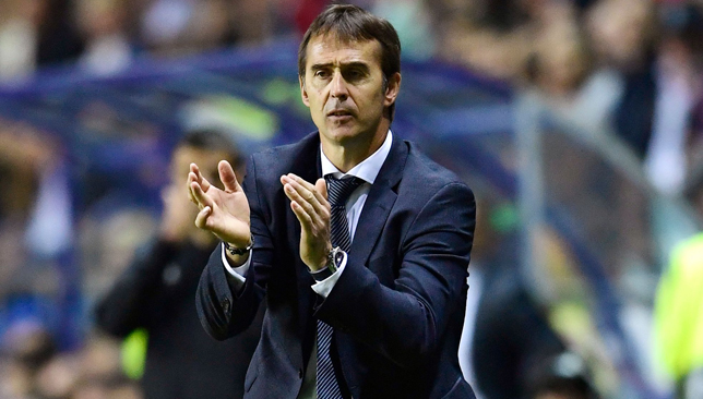 Real Madrid 'must improve in all areas,' says Julen Lopetegui