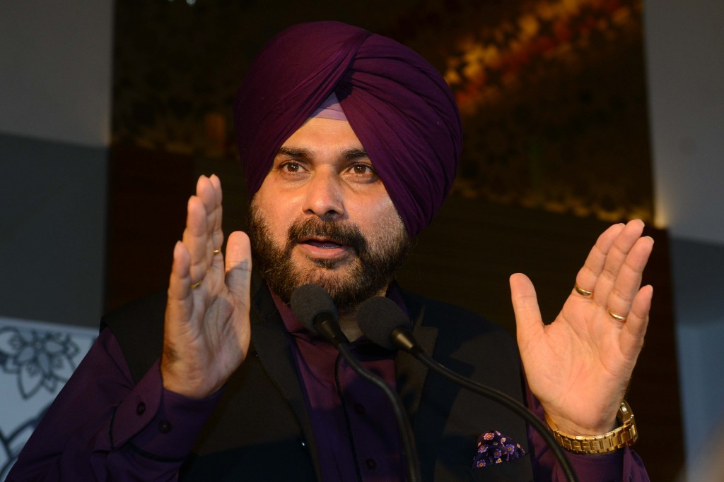 Navjot Sidhu currently serves as a Minister in his home state.