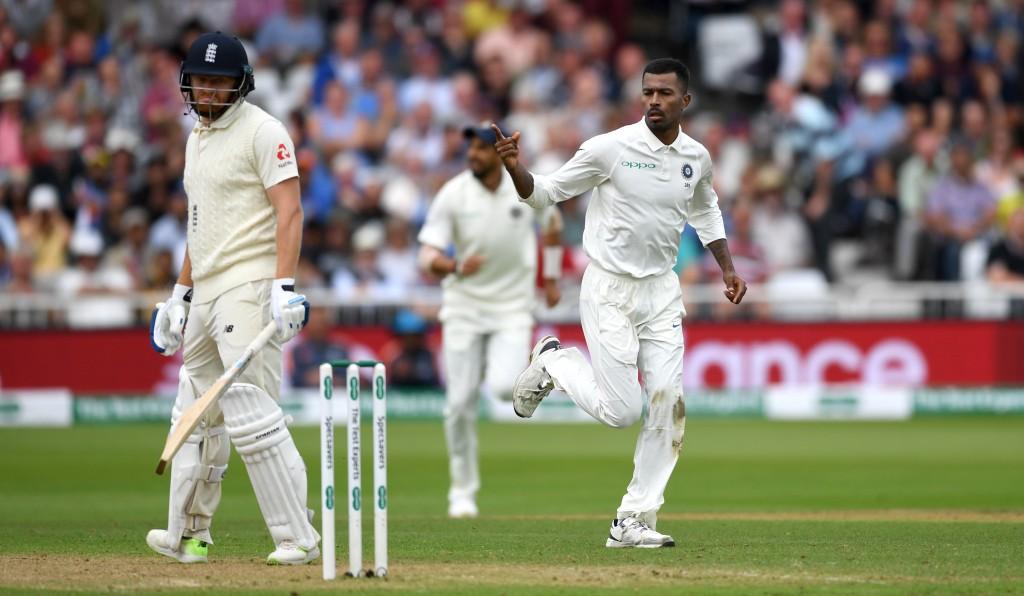 Pandya had England's best batsmen in a tizzy.