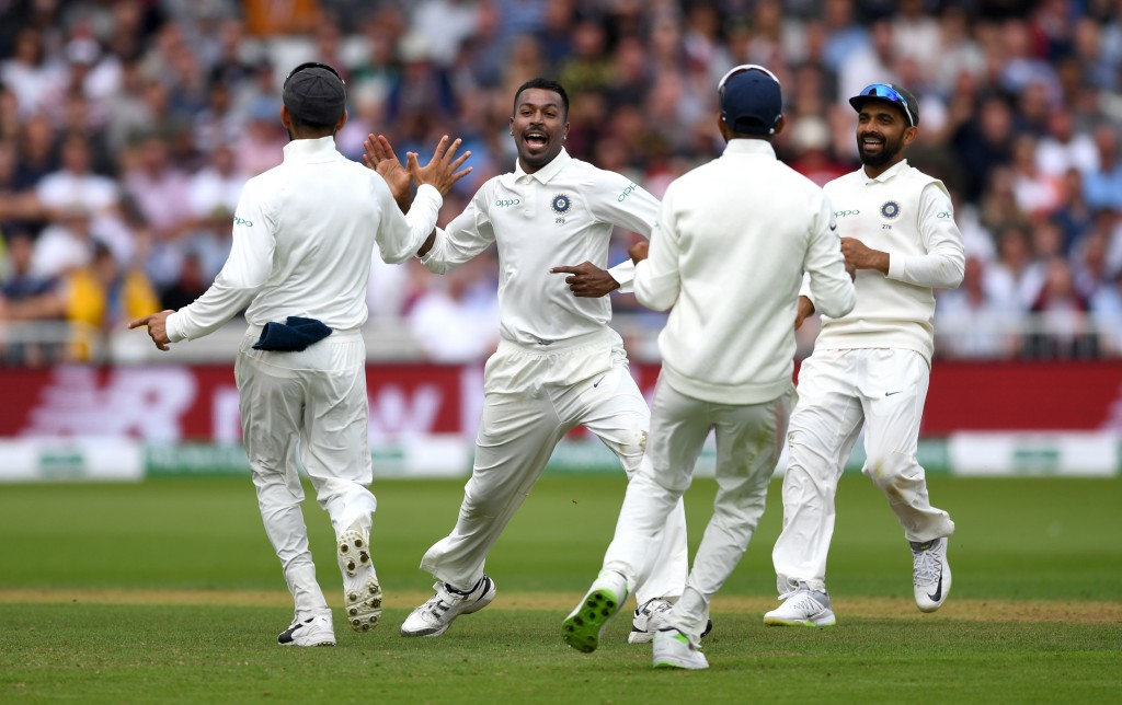 Pandya's extraordinary spell destroyed England's batting order.