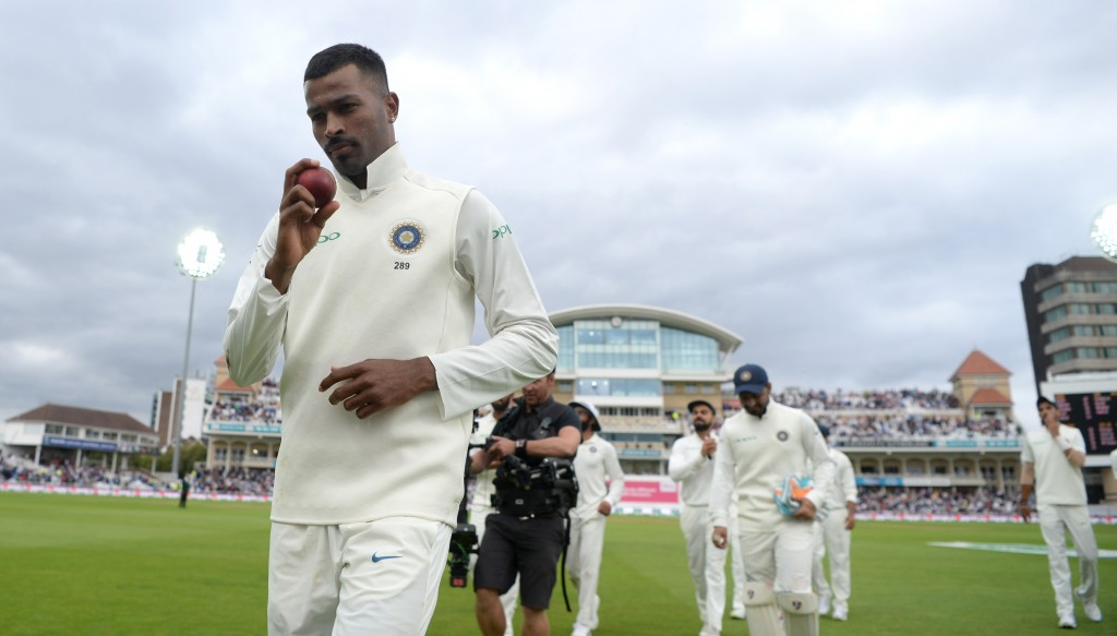 Pandya has shot back at this critics after his Trent Bridge display.