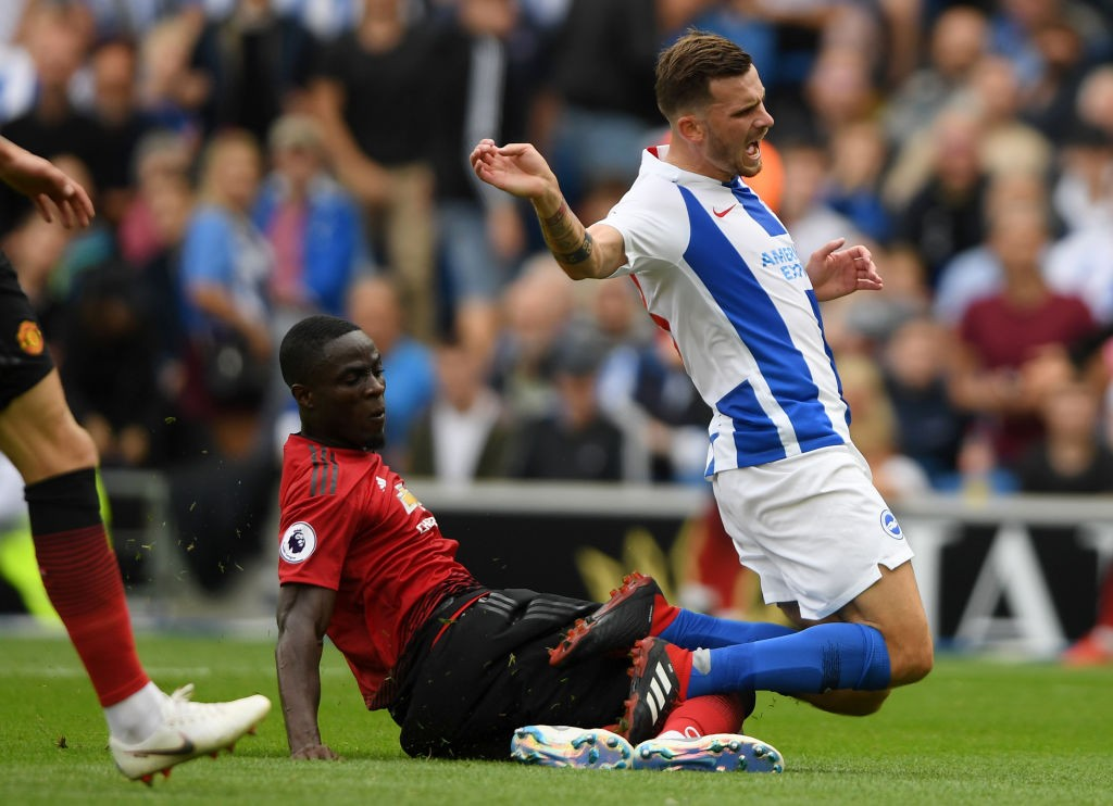 Manchester United outplayed in Brighton once again