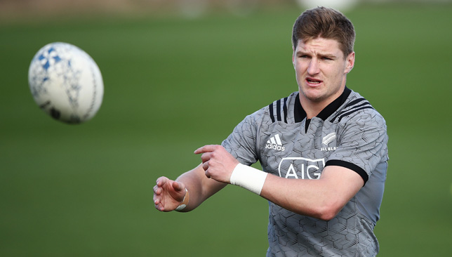 Beauden Barrett had a day to forget in the South Africa defeat.