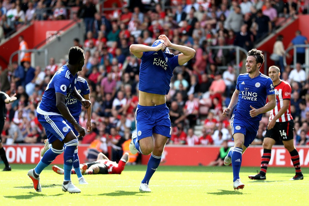 Leicester rise again after Harry Maguire's late winner against Southampton