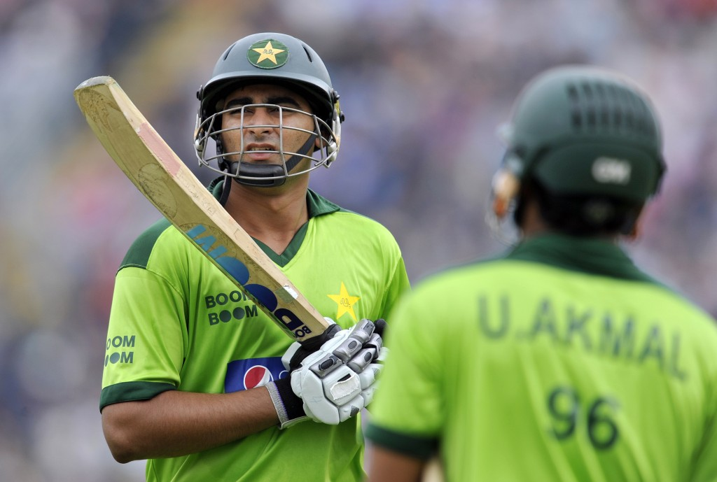 The batsman has played 10 T20Is for Pakistan in his career.