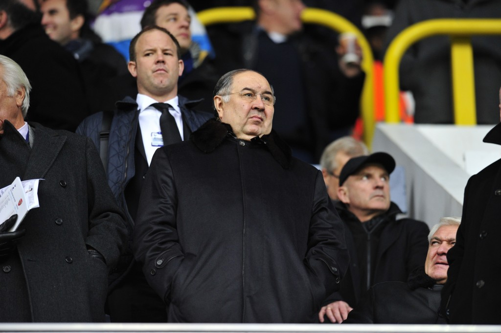 Usmanov confirmed his intention to accept Kroenke's offer.
