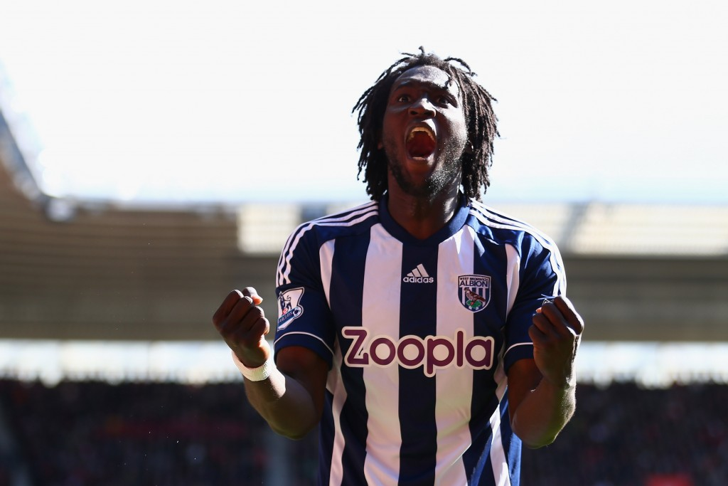 Lukaku led Albion to their best-ever Premier League finish.