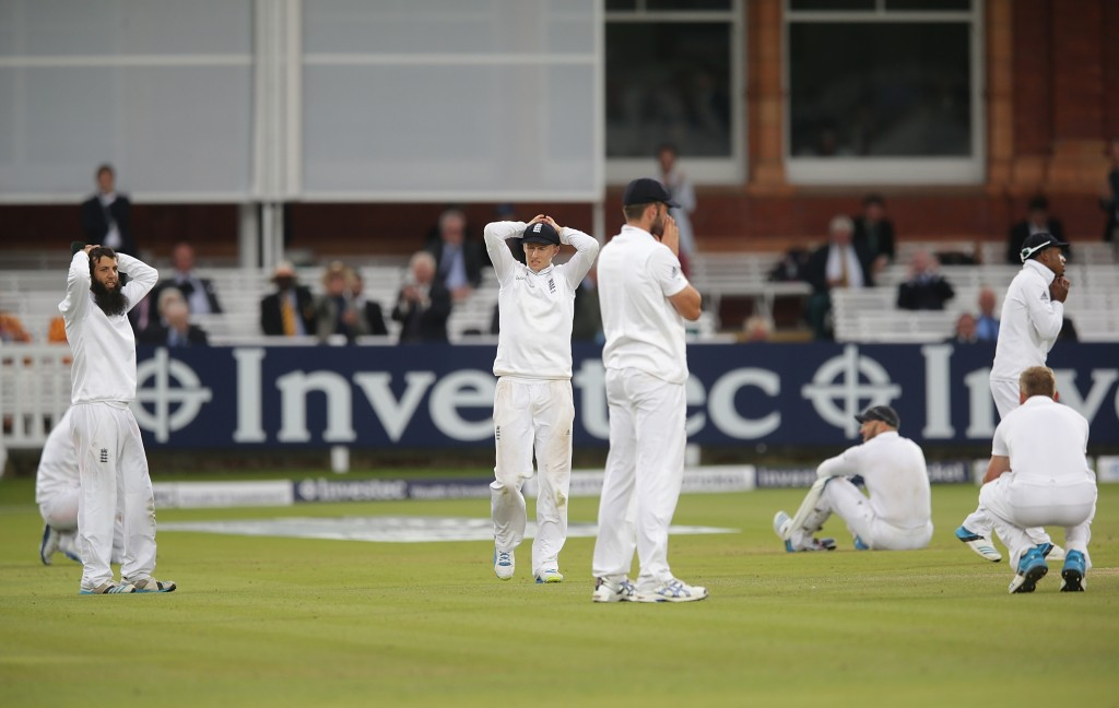 England were left wondering as Sri Lanka escaped with a draw.