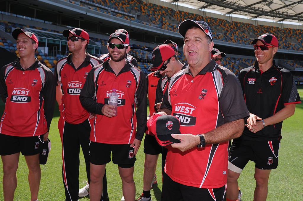 Berry is currently the head coach of the Southern Redbacks.