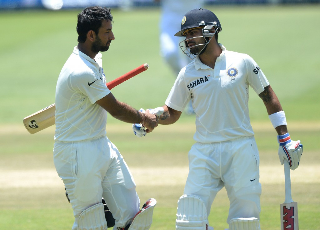 Pujara could be just the foil Kohli needs at the moment.