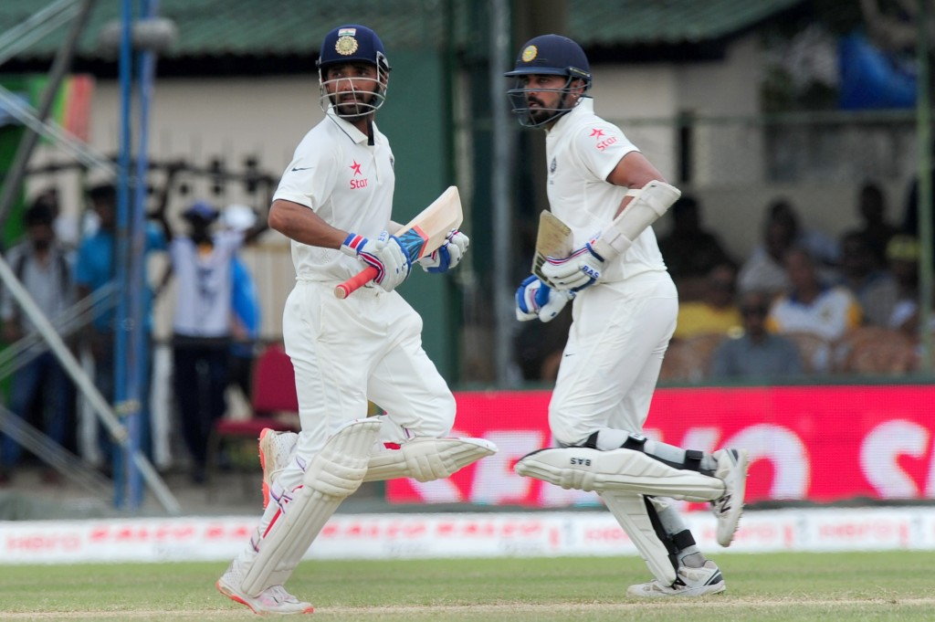Rahane and Vijay will be key for India in the batting department.