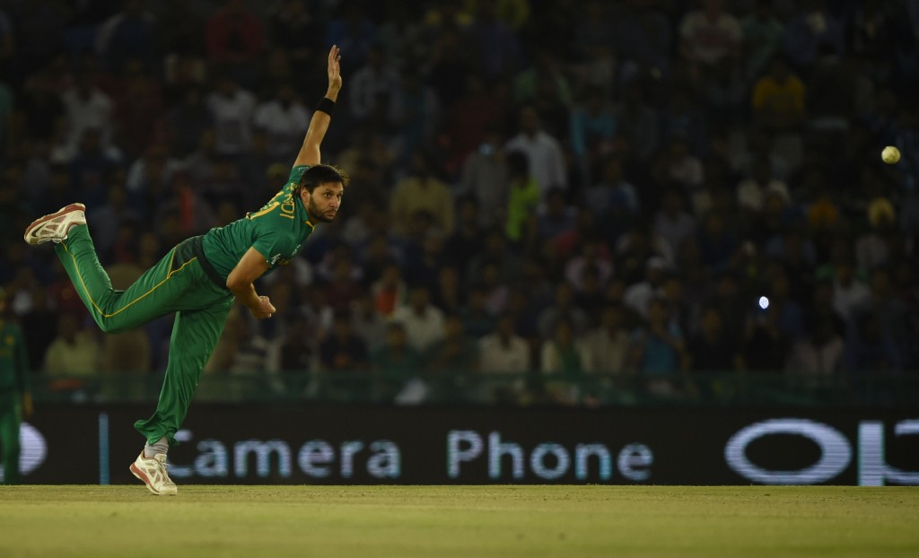 Afridi picked up 541 international wickets over the course of his career.