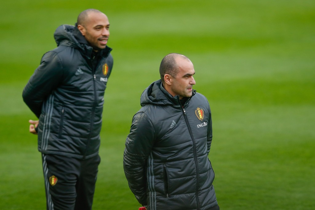 Henry and Martinez have been linked with the Leicester job.