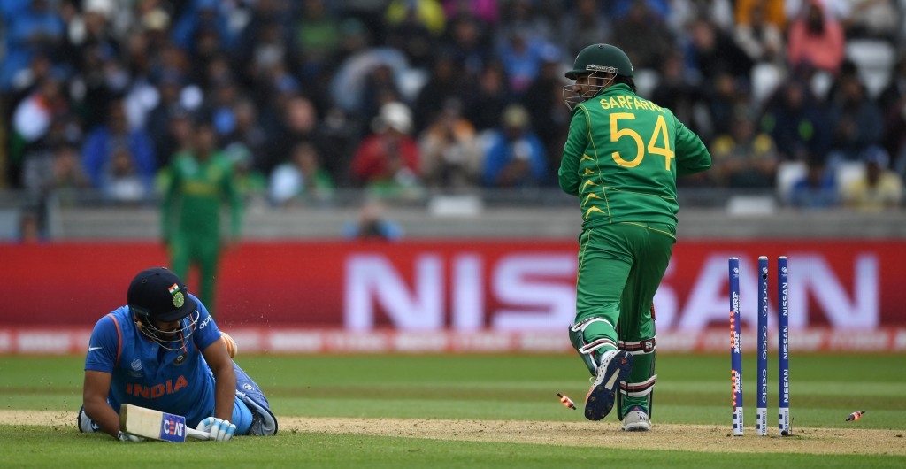 Pakistan had triumphed over India in the ICC Champions Trophy final.