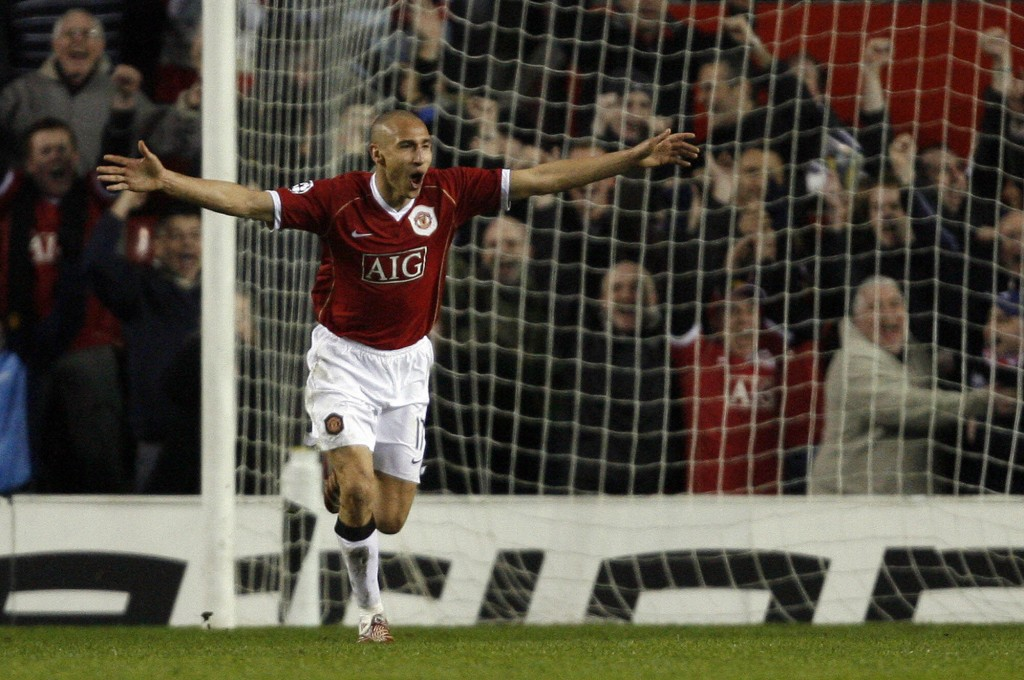 Henrik Larsson would rue not extending his stay at United.