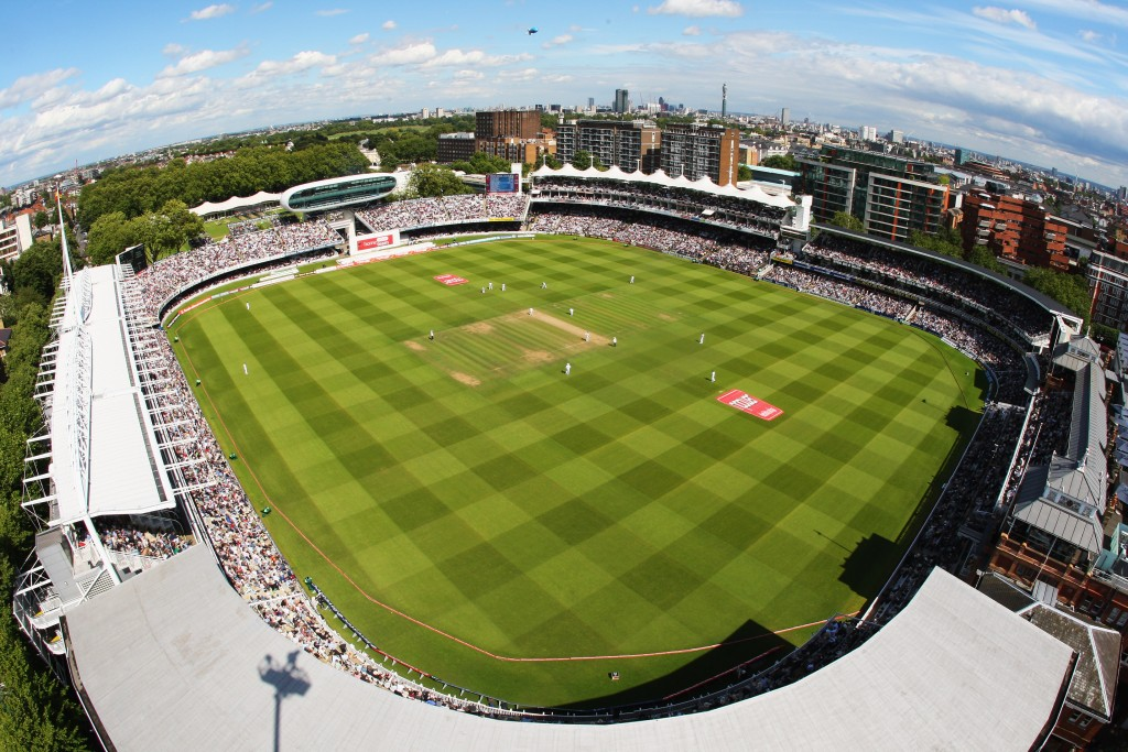 Pope will feel at home at the Lord's cricket ground.