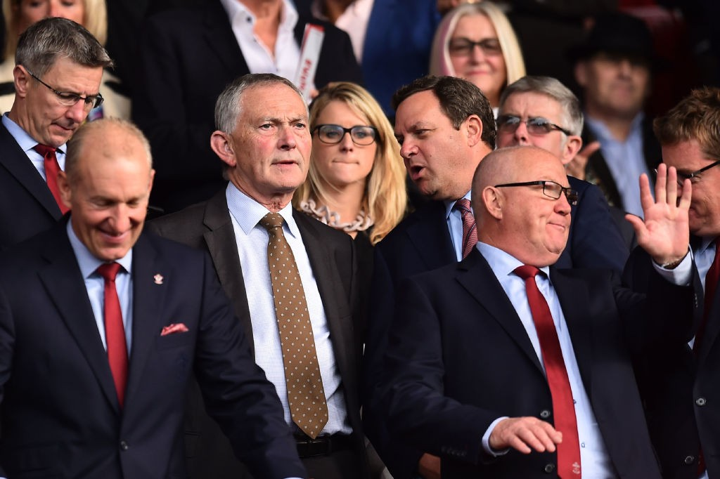 Scudamore is set to stand down from his position at the end of the year.