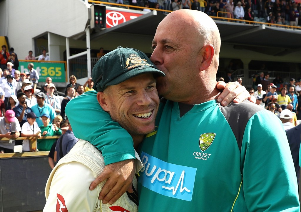 Lehmann feels the Australian players were treated too harshly.