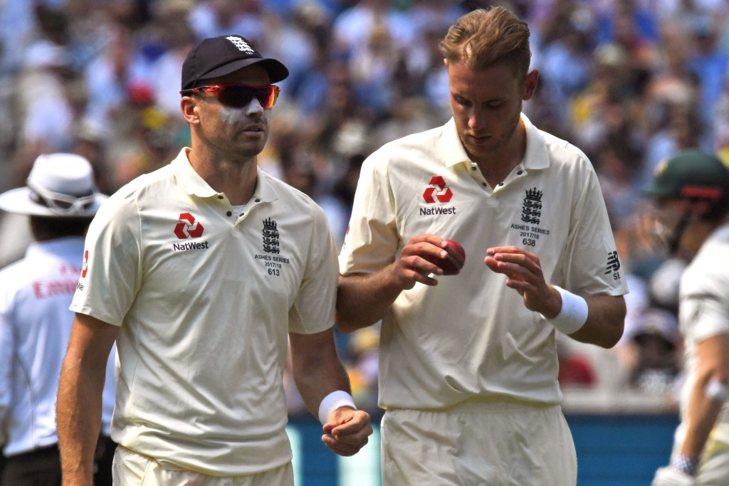 Broad has for long lived under Anderson's shadow.