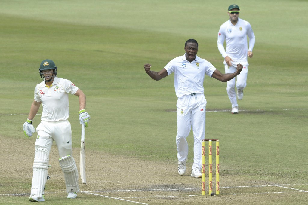 Rabada recently became the youngest bowler to claim 150 Test wickets.