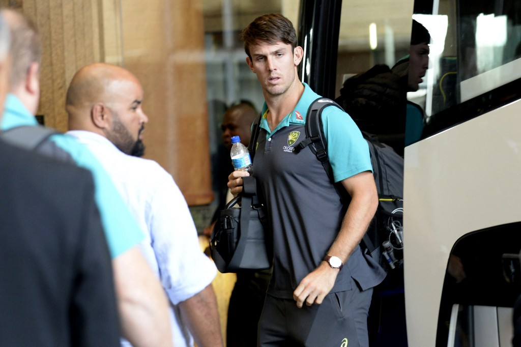 Mitch Marsh will lead Australia 'A' in the first-class matches.