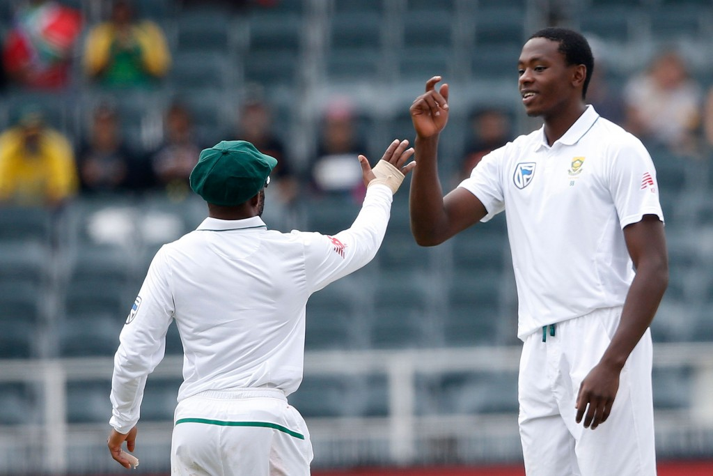 Rabada has age on his side.