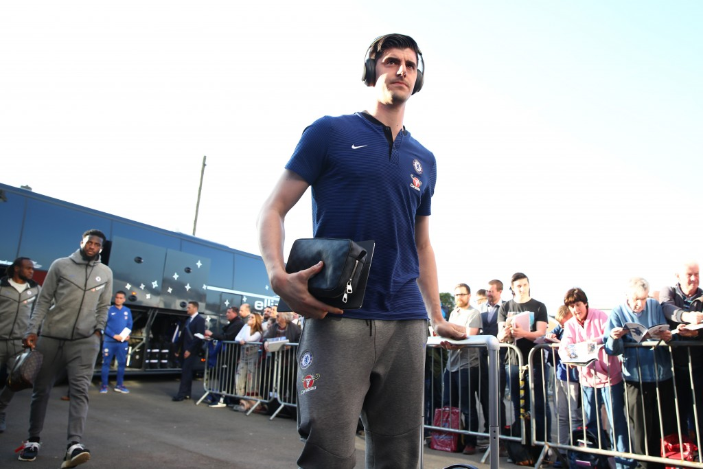 Courtois has reportedly informed Sarri of his intentions to leave.