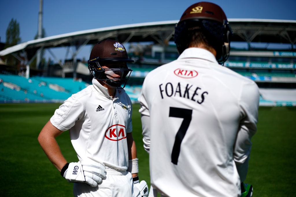 Pope is set to beat Foakes to an England Test debut.