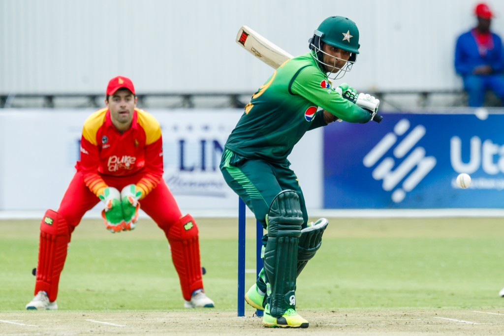 Fakhar was in sensational form in Pakistan's tour of Zimbabwe.