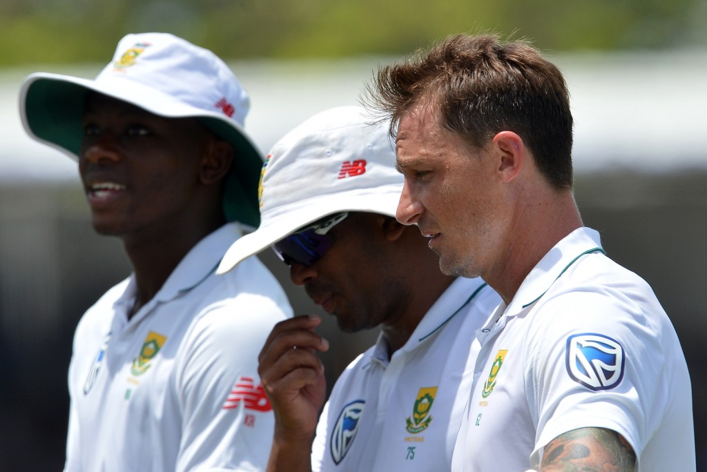 Steyn wants to use his experience to help Rabada improve further.