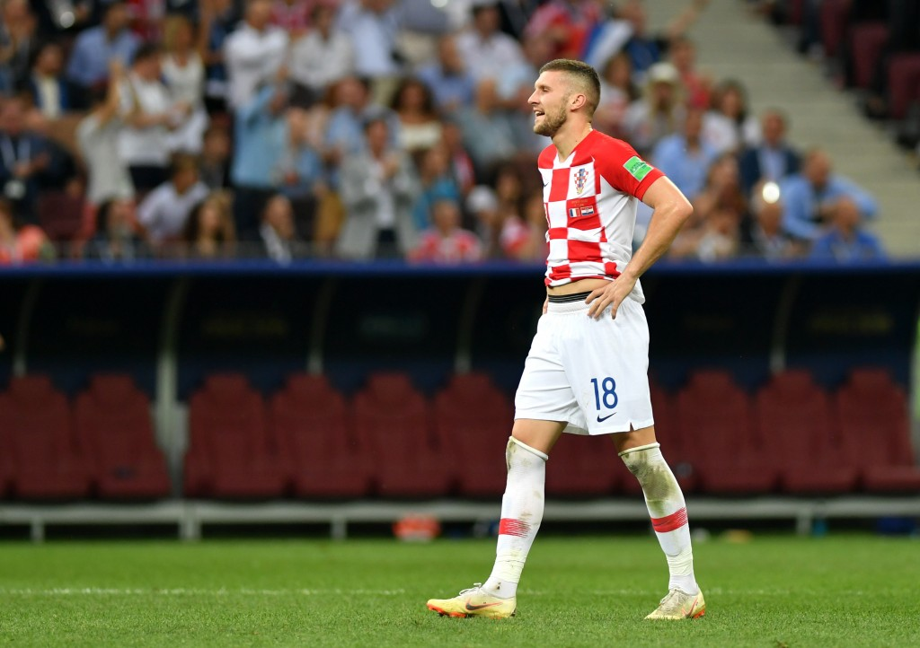The Croatian could still be on the way to the Premier League.