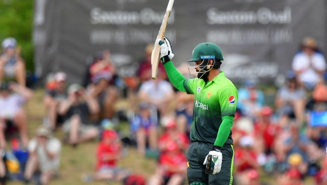 Hafeez could be about to call time on his international career.