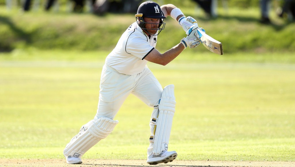 Ian Bell has been in vintage for Warwickshire